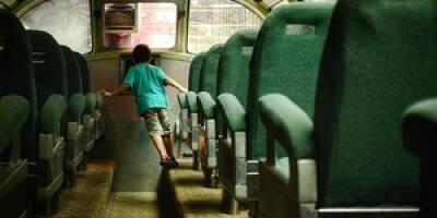 Μετακίνηση με μικρά παιδιά